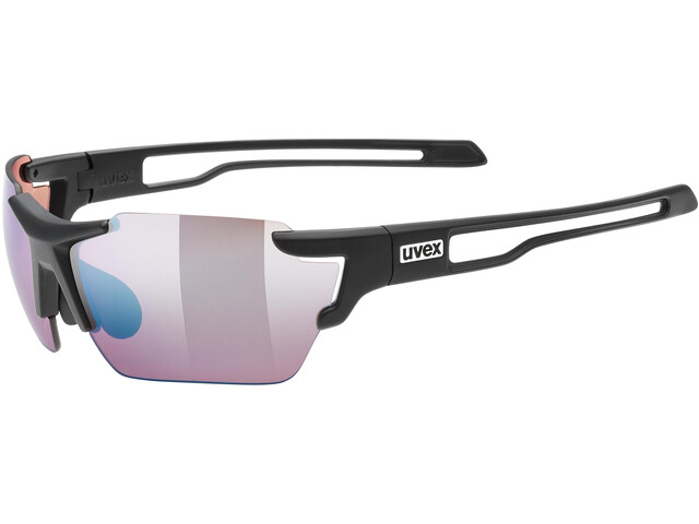 UVEX Sportstyle 803 Colorvision Sportglasses black mat/outdoor